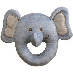 Baby Gund Elephant Rattle