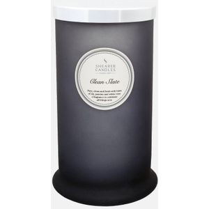 Shearer Candles Pillar Jar Candle - Clean Slate