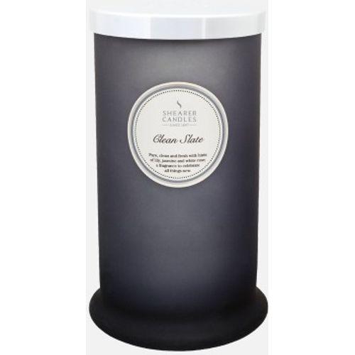 Shearer Candles Pillar Jar Candle - Clean Slate