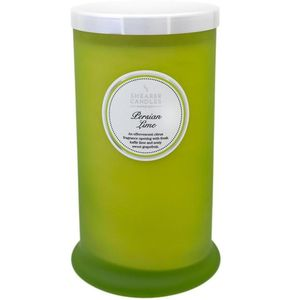 Shearer Candles Pillar Jar Candle - Persian Lime