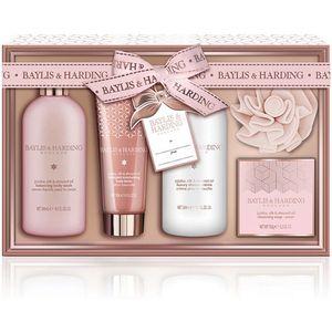 Bayliss & Harding Jojoba, Silk & Almond Oil Gift Set