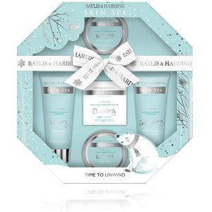 Bayliss & Harding Skin Spa Hexagonal Tray Gift set