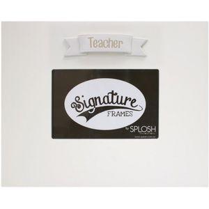 Signature Frame - Teacher