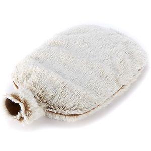 Warmies Water Bottle (Beige Marshmallow) -Microwaveable