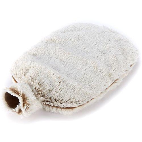 Warmies Microwaveable Body Bottle - Marshmallow Beige