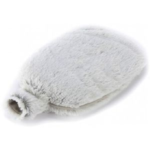 Warmies Microwaveable Body Bottle - Marshmallow Grey