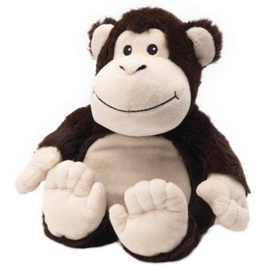 Warmies Plush - Monkey (Microwaveable)
