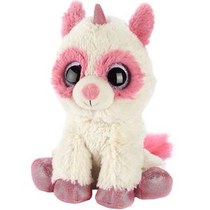 Warmies Plush - Racoonicorn (Pink) (Microwaveable)