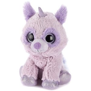Warmies Plush Racoonicorn (Purple) (Microwaveable)