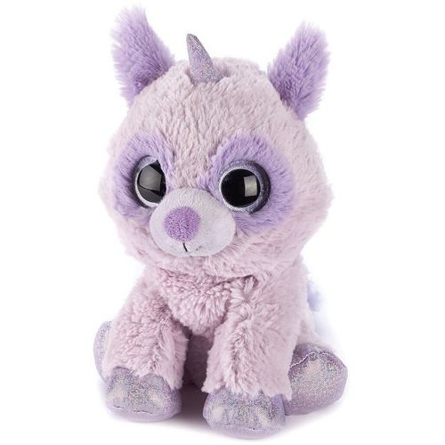Warmies Microwaveable Plush Soft Toy - Racoonicorn (Purple)