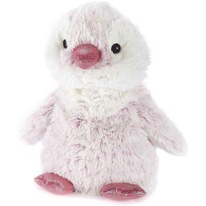 Warmies Plush - Marshmallow Penguin (Microwaveable)