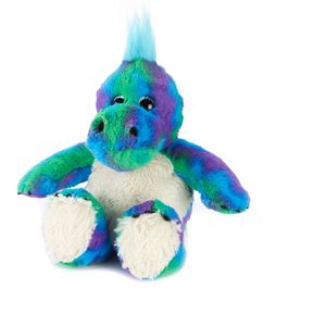 Warmies Plush - Rainbow Dinosaur (Microwaveable)