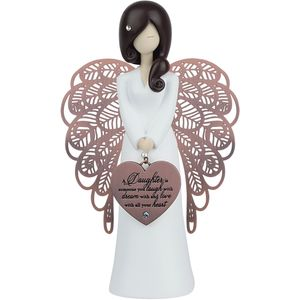 You Are An Angel Figurine - A Daughter is....