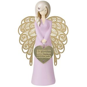 You Are An Angel Figurine - The Littlest Things (Pink)