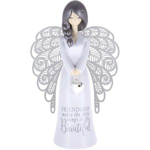 You Are An Angel Figurine - Beautiful Friendship