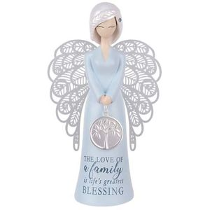 You Are An Angel Figurine - The Love of a Family