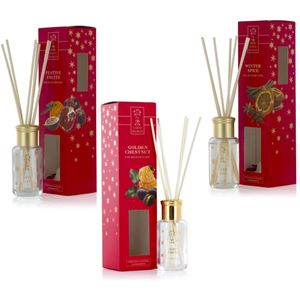 Reed Diffuser Set - Earth Secrets Festive Collection