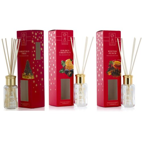 Ashleigh & Burwood Reed Diffuser Set - Earth Secrets: Winter Collection 3 x 50ml