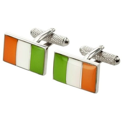 Onyx Art of London Irish Cufflinks 3 Pair Gift Set