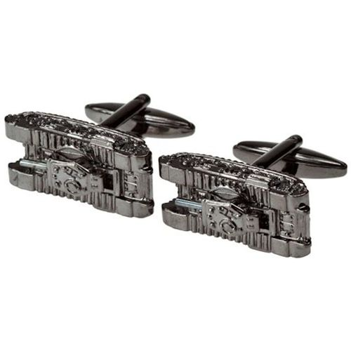 Onyx Art of London Military Cufflinks 3 Pair Gift Set