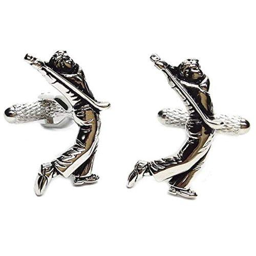 Golf Cufflinks 3 Pair Gift Set CKS002