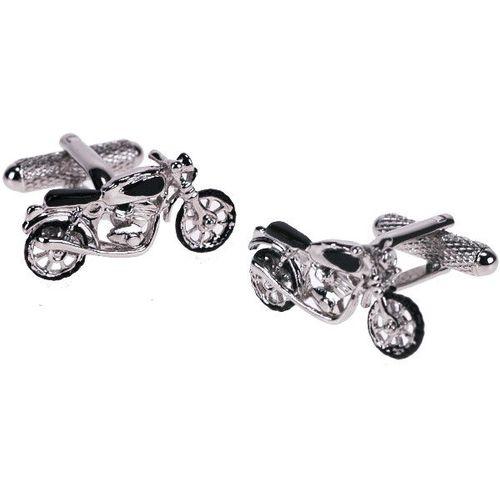 Onyx Art of London Motor Bike Cufflinks 3 Pair Gift Set