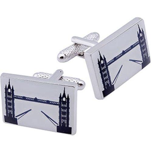 Onyx Art of London London Cufflinks 3 Pair Gift Set CKS034