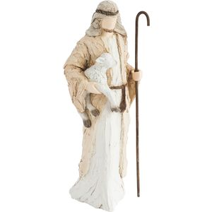More Than Words Shepherd Figurine