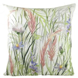 Evans Lichfield Country Manor Pampas Collection Cushion Cover: Pink