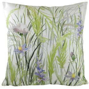 Country Manor Pampas Green Cushion