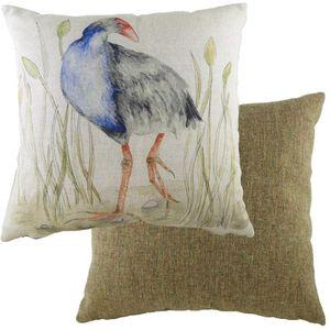 Evans Lichfield Game Birds Collection Cushion Cover: Moorhen