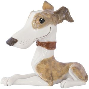 Little Paws Twiggy the Whippet Figurine