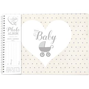 Said with Sentiment Photo Album - New Baby