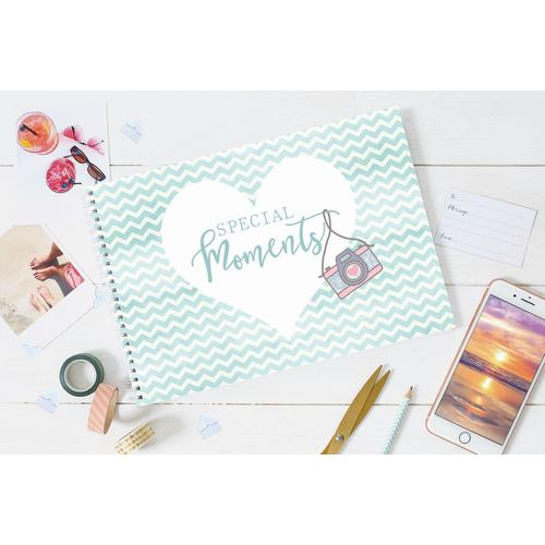 Said with Sentiment Photo Album - Special Moments