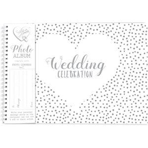 Scrapbook Photo Album - Wedding