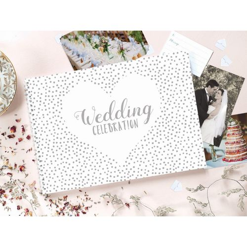 Said with Sentiment Photo Album - Wedding