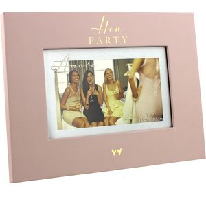 Hen Party Photo Frame
