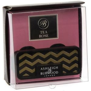 Ashleigh & Burwood Car Freshener: Tea Rose