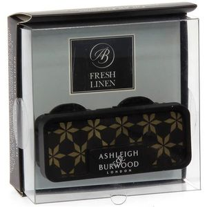 Ashleigh & Burwood Car Freshener: Fresh Linen