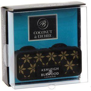 Ashleigh & Burwood Car Freshener: Coconut & Lychee