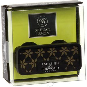 Ashleigh & Burwood Car Freshener: Sicilian Lemon