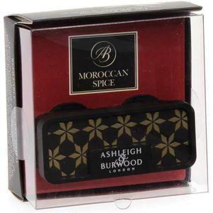 Ashleigh & Burwood Car Freshener: Moroccan Spice