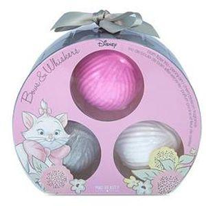 Mad Beauty Disney Marie Aristocat Bath Fizzer Trio Gift Set