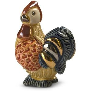 De Rosa Mini Rooster Figurine