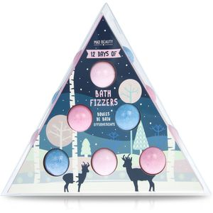 Mad Beauty Advent Calendar - 12 Days of Beauty 12 Bath Fizzers
