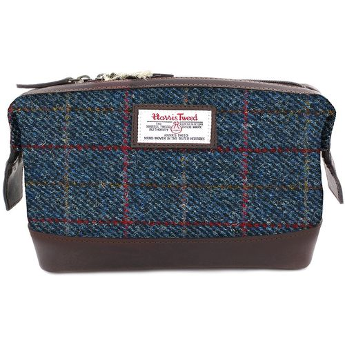 Harris Tweed The Allasdale Washbag