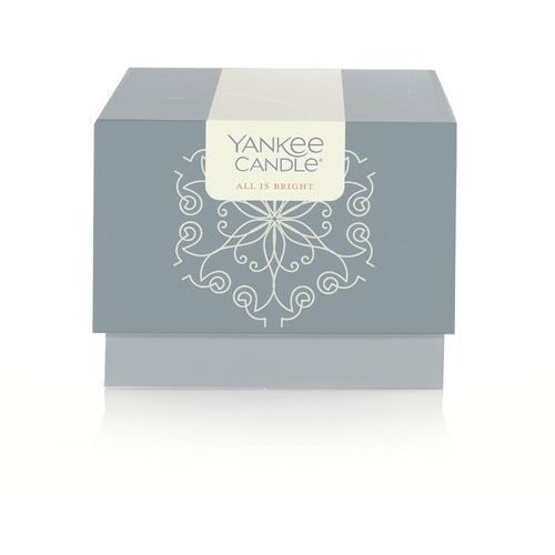 Yankee Candle Gift Boxed Orb Candle Limited Edition: All is Bright