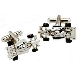 F1 Racing Car Cufflinks