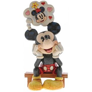 Disney Traditions Mickey Mouse Figurine Thinking of You