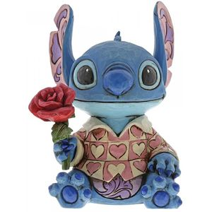 Disney Traditions Clueless Casanova Stitch Figurine